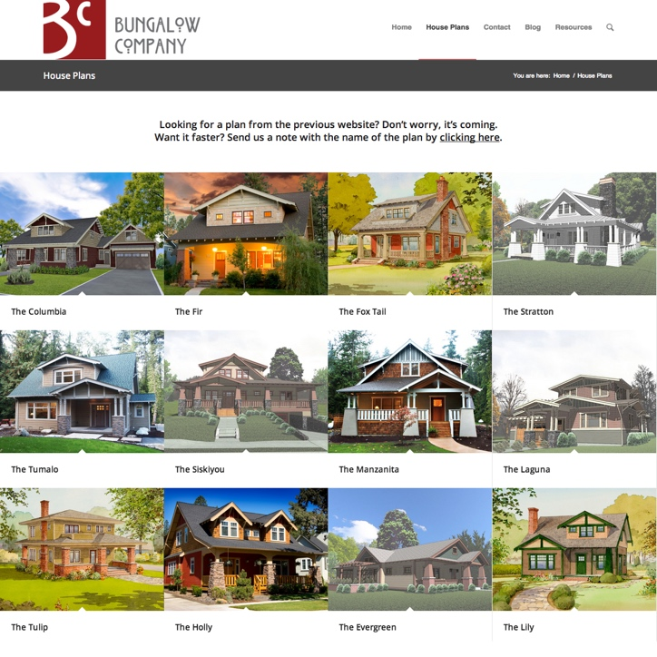 Bungalow company seedspring for Companies housse
