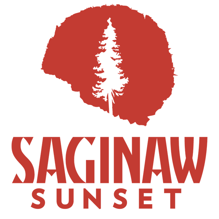 Saginaw Sunset Logo