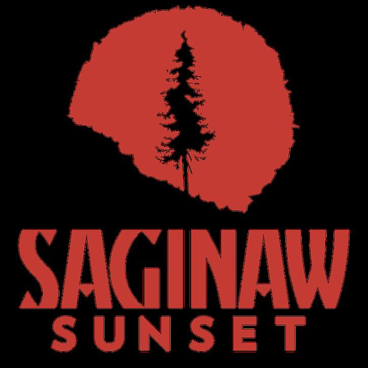 Saginaw Sunset Logo